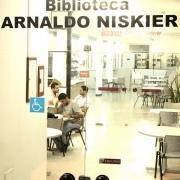 Biblioteca Central Arnaldo Niskier- Unidade Rio Comprido